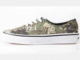 「新手扫盲」「图文并茂」辨别vans的鞋子真假