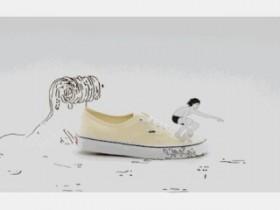 [图文鉴赏]正品vans鞋垫真假辨别