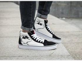 「图文详解」「新手必看」如何辨别vans小白鞋